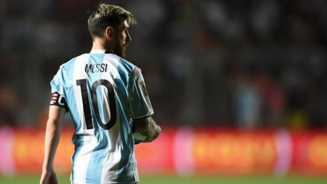 Messi es classifica unilateralment