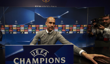 Guardiola torna al Camp Nou