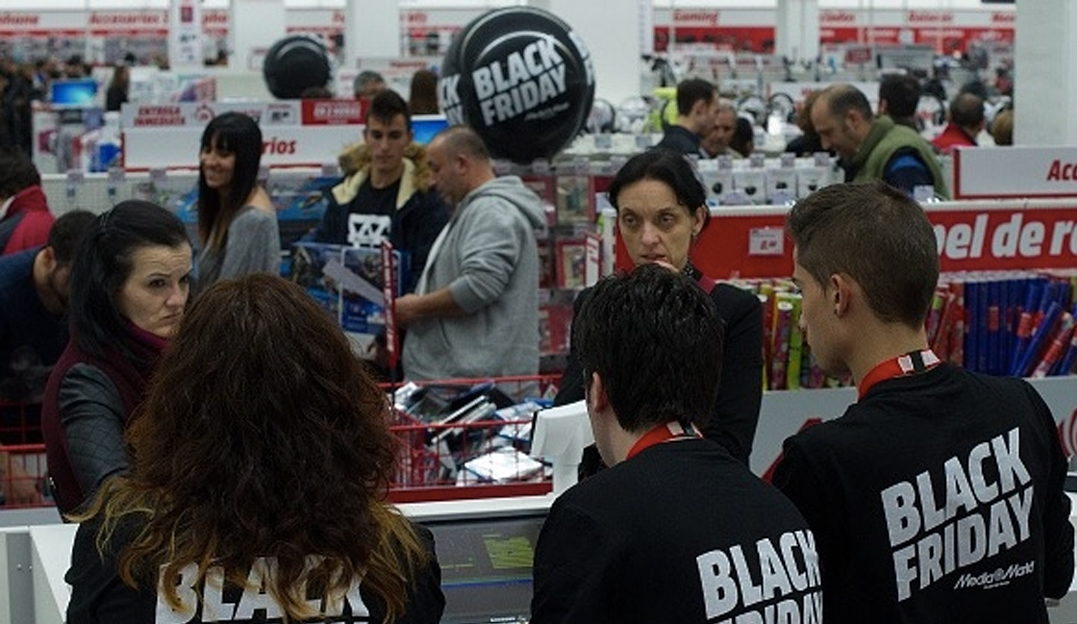 El Black Friday ha estat un èxit rotund