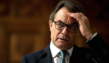 Artur Mas. Foto: The Guardian