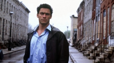 Dominic West interpreta Jimmy McNulty a The Wire, sèrie de la HBO